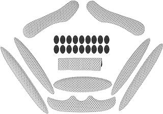 Himetsuya Helm Foam Pads Magic Stick 1 Set anti-botsing Voering Sponge Bescherming met Viscose Universele Helmen Vervangin...