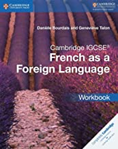 Cambridge IGCSE® and O Level French as a Foreign Language Workbook (Cambridge International IGCSE) (French Edition)
