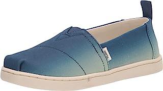 TOMS Unisex-Child Alpargata Loafer Flat