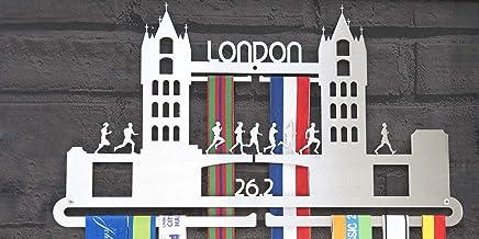 Runners Wall Londen Marathon medaille hanger