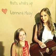 lennon and maisy cd