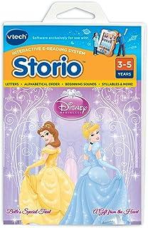 Electronics Storio Software Disney Princess Cinderella and Belle (Multi-Coloured)