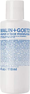 Malin + Goetz Vitamin E Face Moisturizer — balancing + nourishing for ALL skin types. multitasks as a hydrating serum, ant...