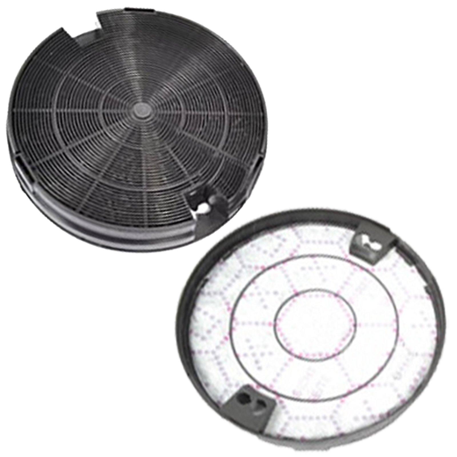 Spares2go - Filtros de carbón para Campana extractora de ventilación Whirlpool (2 Unidades): Amazon.es: Hogar