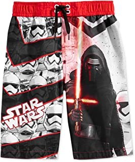STAR WARS Boys Dark Side Swim Bottomボードショーツ