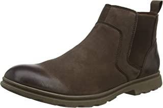 Hush Puppies Tyrone, Bottine Chelsea Homme