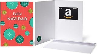 Tarjeta Regalo de Amazon.es por correo postal - Envío 1 día gratis
