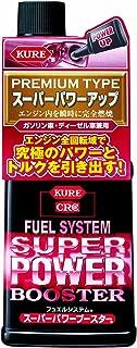 KURE(呉工業) フュエルシステム スーパーパワーブースター (236ml) [ Automotive Additives ] 燃料添加剤 [ KURE ] [ 品番 ] 2034