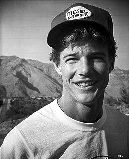 Jan-Michael Vincent wearing a trucker cap Photo Print (24 x 30)