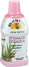 Lily of The Desert Aloe Herbal Stomach Formula Fresh Mint, 32 Fluid Ounce