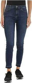 Pinko Luxury Fashion Womens 1J10BSY5PWF92 Blue Jeans | Fall Winter 19
