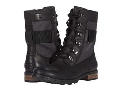 SOREL Emelie Conquest (Black 1) Women