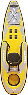 California Board Company 加州船公司 Escape I-Kayak 充气皮艇包装均码,黄色