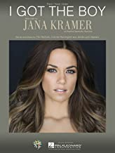 Jana Kramer - I Got The Boy - Sheet Music Single