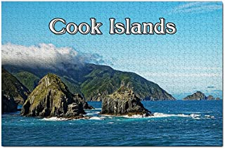 Cooköarna Pussel 1000 bitars spelkonst Resesouvenir Träen