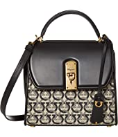 Salvatore Ferragamo - Boxyz All-Gancio Satchel