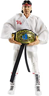 """WWE Ricky """"The Dragon"""" Steamboat Fan TakeOver 6-in Elite Action Figure with Fan-voted Gear & Accessories, 6-in Posable Col..."""