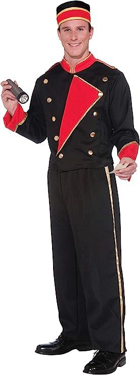 1930s Men's Clothing Forum Novelties Vintage Hollywood Movie Usher Costume  AT vintagedancer.com