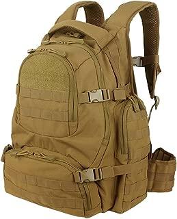 Condor 147-498 Urban Go Backpack, Coyote Brown