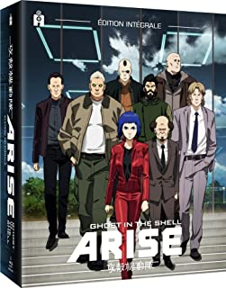 攻殻機動隊 ARISE BOXセット(border 1-4+Pyrophoric Cult)[Blu-ray Region B](Import版)