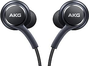 Samsung AKG EO-IG955 3.5mm Earbud Headphones with Microphone/Remote - Dark Gray (Renewed)
