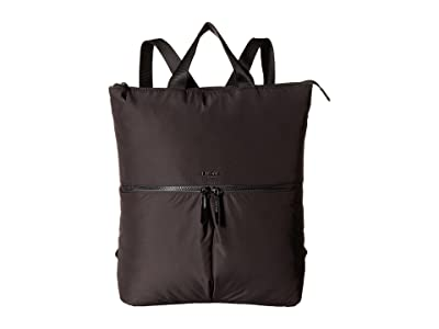 KNOMO London Dalston Reykjavik Tote Pack (Black) Backpack Bags