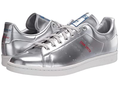 adidas Originals Stan Smith (Silver/Silver/Crystal White) Men