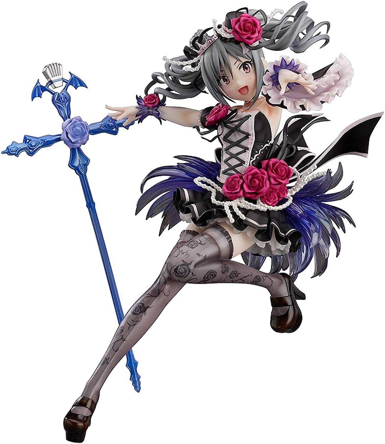 The Idolmaster Cinderella Girls Kanzaki Ranko Anniversary Princess Version 1 8 Scale PVC Figure