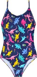 PASHOP Girls Swimsuits One Piece Mermaid Unicorn Kids Swimsuit for Baby Toddler Girls Swimwear