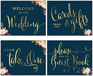 coral and navy wedding decoration ideas