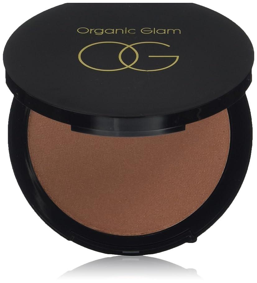 スプレー殺人動揺させるThe Organic Pharmacy Organic Glam Bronzer - # Bronzer Golden Bronze 9g/0.31oz並行輸入品