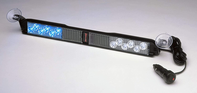 New color Max 85% OFF Whelen Slimlighter Super-LED Dash Deck Two Light w Lightheads