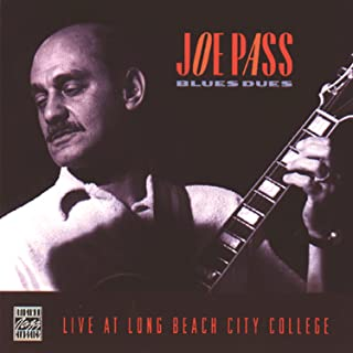 joe pass blues in g