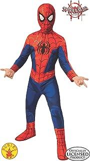 peter parker costume