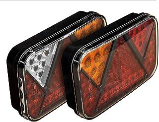 Set 6-functionele LED achterlicht Fristom FT-270 links en rechts 12V