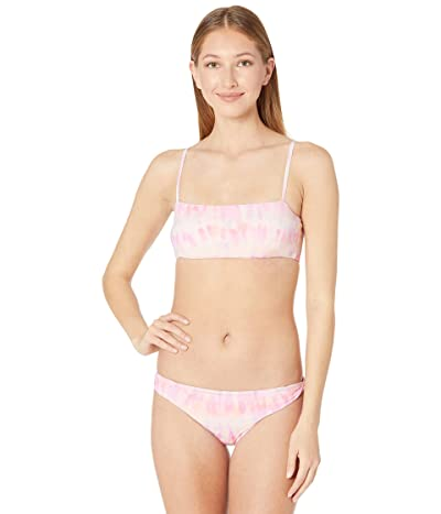 Billabong Keep It Mellow Strappy Tank Bikini Top (Multi) Women