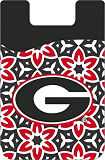 Sports Team Accessories Georgia Bulldogs Cell Phone Card Holder or Wallet