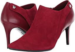 Barn Red Suede/Cloe