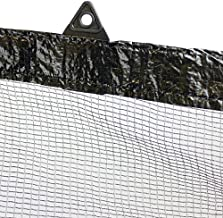Swimline 15 x 30 Foot Oval Above Ground Swimming Pool Leaf Net Cover   CO91224