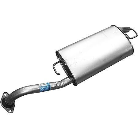 Walker 55207 Quiet-Flow Stainless Steel Muffler Assembly