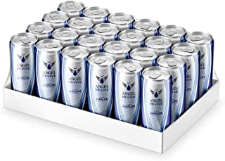 Angel Revive agua alcalina natural - Paquete de 24 latas