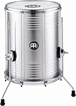 Meinl Percussion SU16-L Stand Alone Aluminum Surdo with 16-Inch Synthetic Head