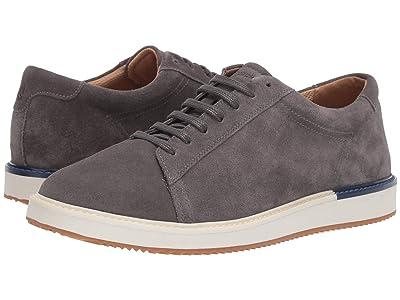 Hush Puppies Heath Sneaker (Dark Grey Suede) Men