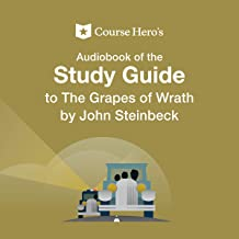 Study Guide for John Steinbeck's The Grapes of Wrath: Course Hero Study Guides