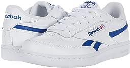 White/White/Collegiate Royal