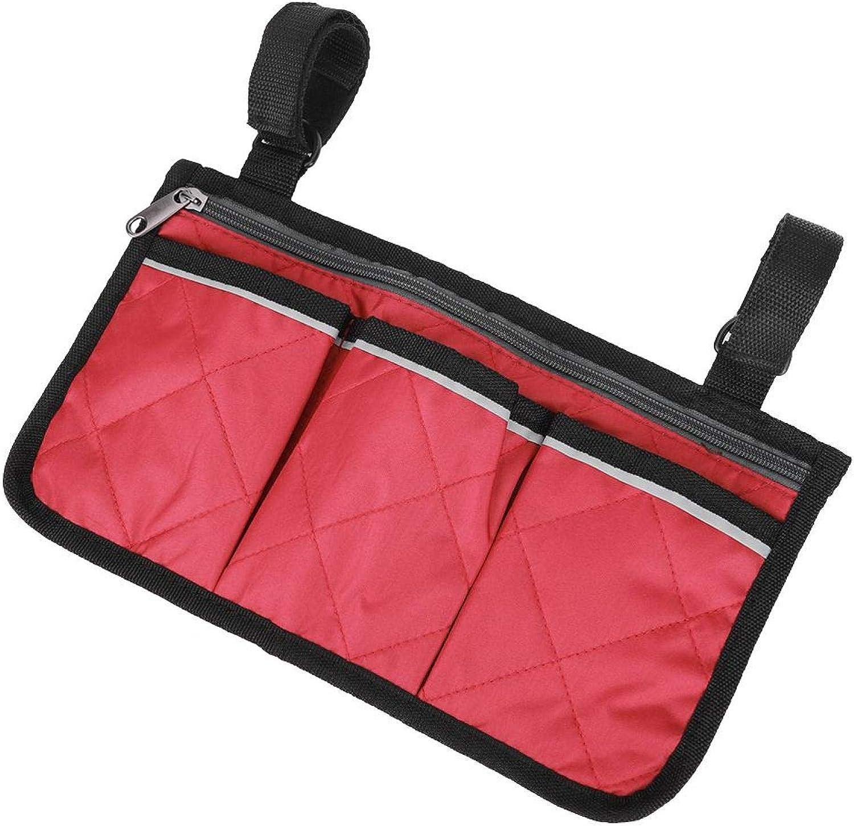 Wearproof Durable Scooter Side Multifunctional shipfree Bag 35% OFF Multi-Pocket