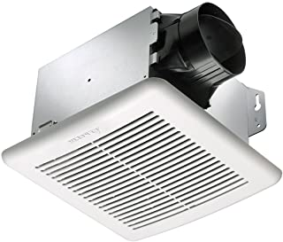 Delta BreezGreenBuilder GBR80H 80 CFM Exhaust Bath Fan with Adjustable Humidity Sensor and Speed Control