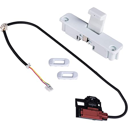 Compatible with W10238287 Washing Machine Lid Lock Switch W10404050 Washer Latch Assembly Replacement for Kenmore//Sears 110.21102010 Washer