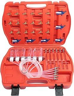 Romacci Conjunto de ferramentas de teste de fluxo de óleo Conjunto de ferramentas de teste de fluxo de óleo de trilho comu...