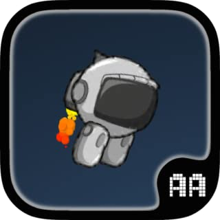Astro Bouncer - Collect stars, and bounce around from wall to wall, but don't touch the spikes!